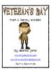 Veteran's Day Math and Literacy Activities