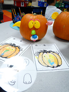 Halloween and Pumpkin Fun!