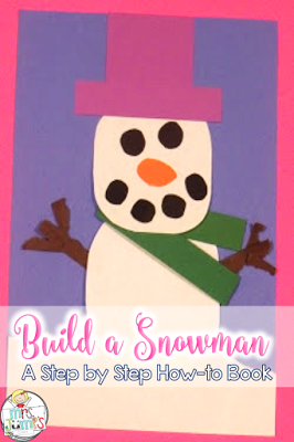 Snowman Math and Literacy Fun!