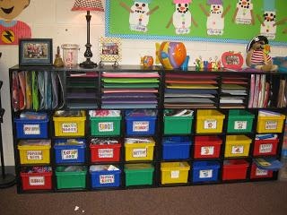 Organization Station!
