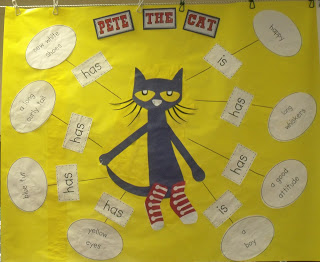 Pete the Cat Updates Finished