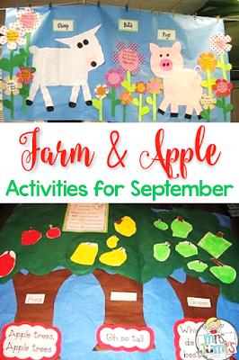 Farm and Apple Fun!