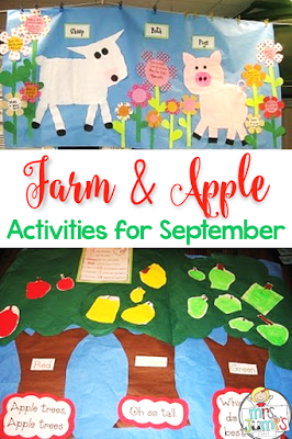 Farm and Apple Fun!