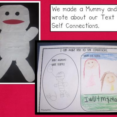 Where's My Mummy?  activities and freebies