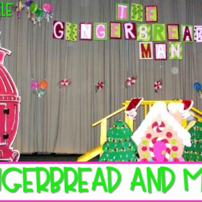 Gingerbread Fun and Freebies