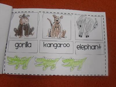 More Zoo Animals Fun!