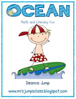 Ocean Math and Literacy Fun