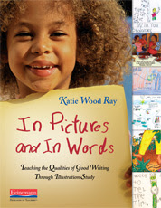In Pictures and In Words book study!
