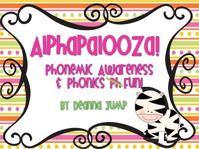 Alphapalooza!