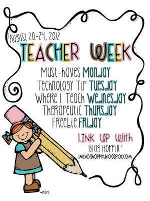 Classroom Must Haves Monday!