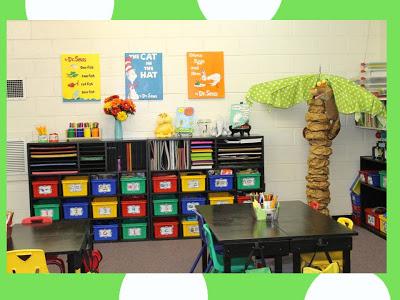 My Teeny Tiny Classroom setup