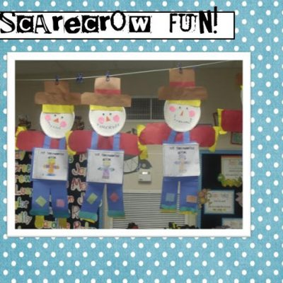 Scarecrow Fun and Freebies!