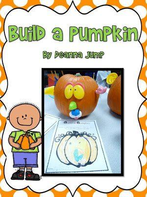 Build a Pumpkin Freebie!  LINK IS FIXED!