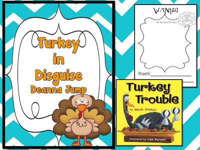 Turkey Trouble Freebie!