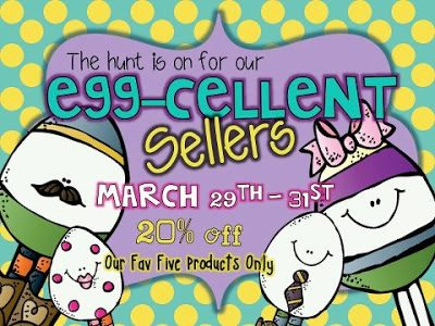 Egg-Cellent Sellers Sale!