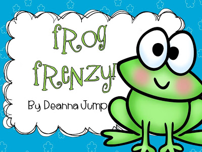 Frog Frenzy! Part one
