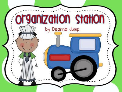 Organization Station Resource Posted… On Sale for Half Price