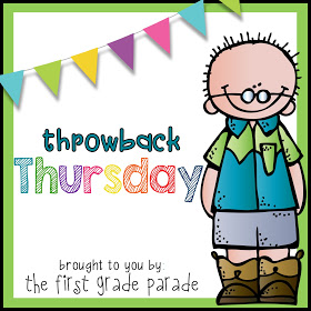 Throwback Thursday!  Mental Images with a Freebie