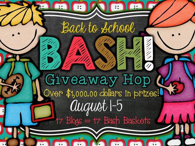 BACK TO SCHOOL BASH: BASH BASKET 12
