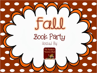 Fall book party