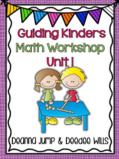 Guiding Kinders Math Workshop