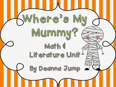 Where's My Mummy? Fall Book Party