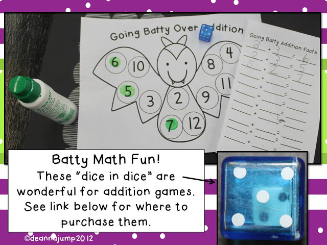 Batty Math Fun