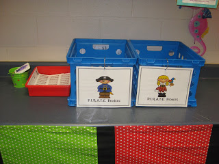 Helpful Hints and Classroom Storage