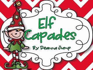 Elf Capades by Deanna Jump