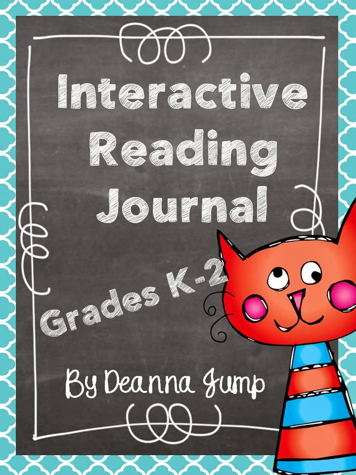 Interactive Reading Journal
