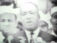Dr. Martin Luther King Throwback Post