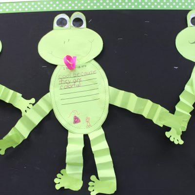 Frog Frenzy!