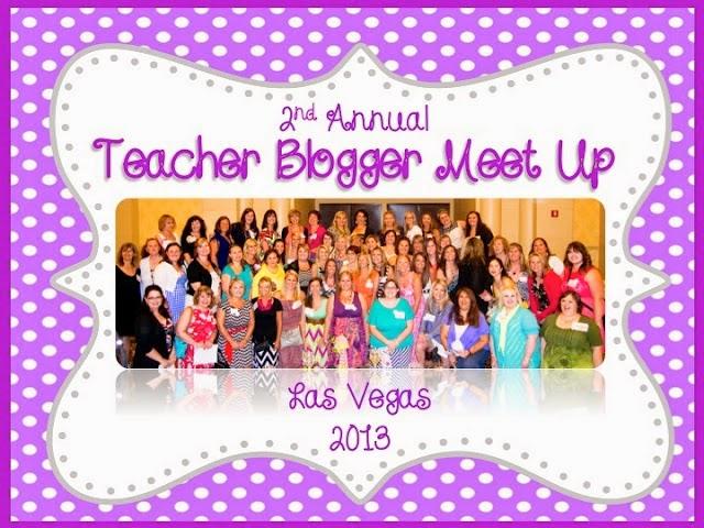 Vegas Teacher Blogger Meet UP!