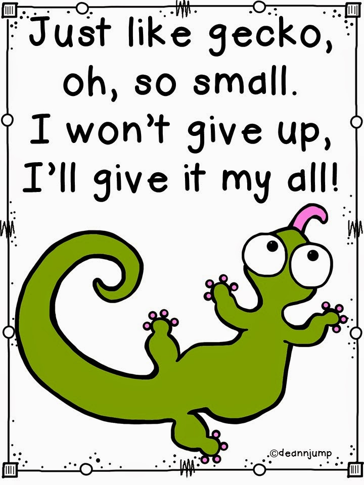 Give Up Gecko