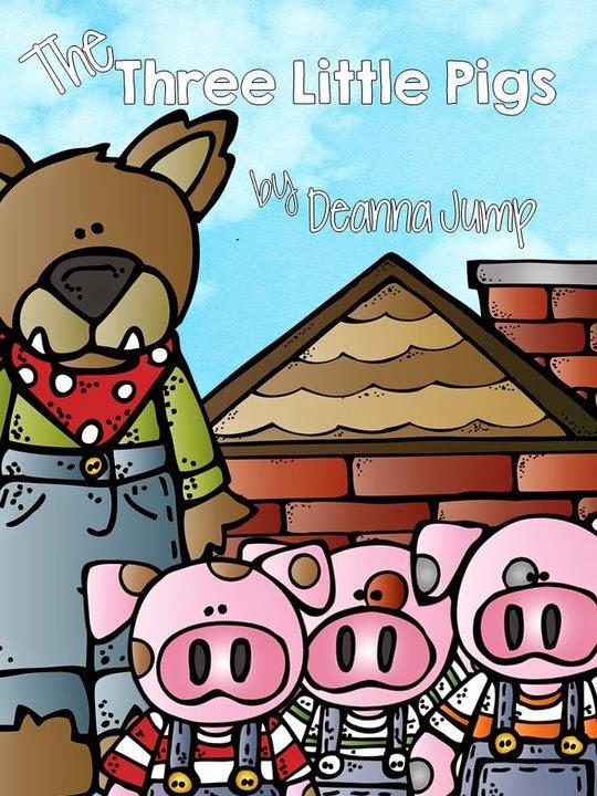 The three little pigs by Deanna Jump