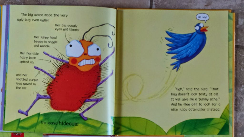 Book Talk Tuesday: The Very Ugly Bug
