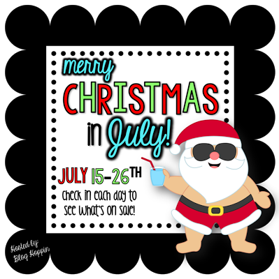 Christmas in July! Organization and Management Units on SALE!!