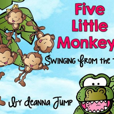 Five Little Monkeys Units Coming Soon!  Help Wanted!  Win the units