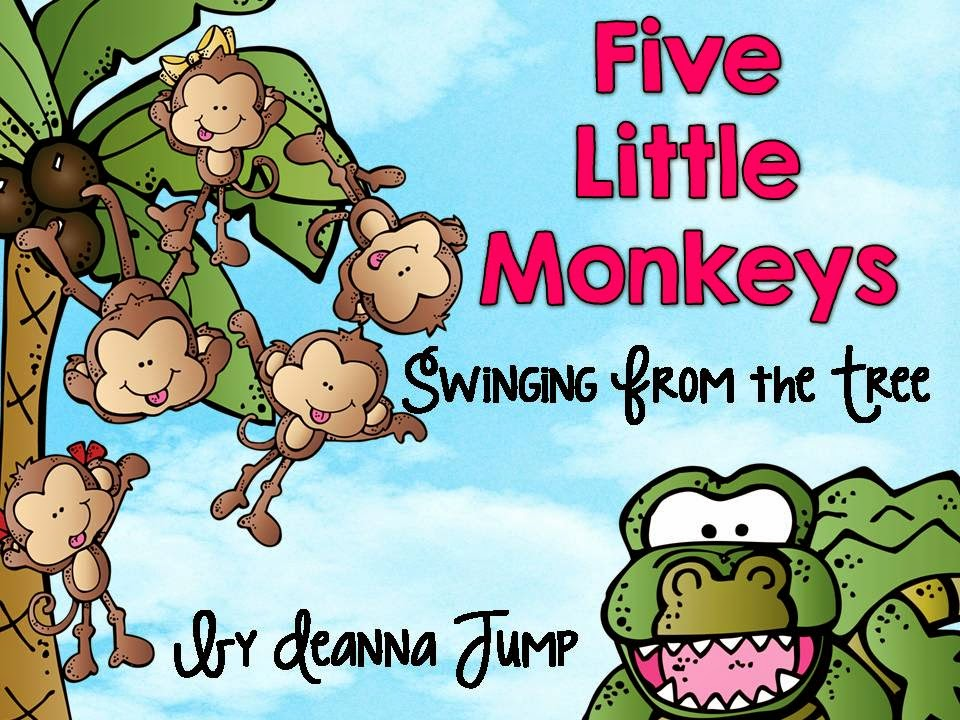 Five Little Monkeys Units Coming Soon Help Wanted Win The Units