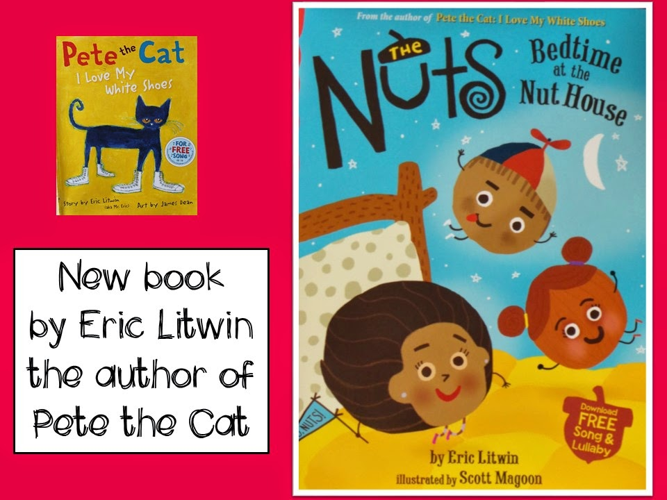 Book Talk Tuesday: The Nuts Bedtime at the Nut House