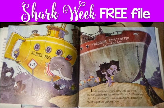 Shark Week Free File