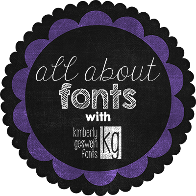All About Fonts: A Beginner's Tutorial to Font Usage with Kimberly Geswein