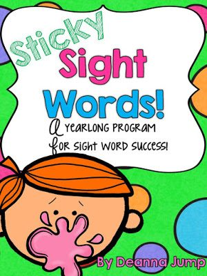 Sight Words Making them Stick!