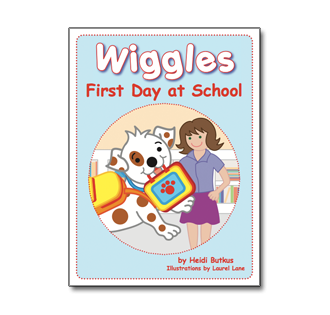 Book Talk Tuesday: Wiggles First Day at School