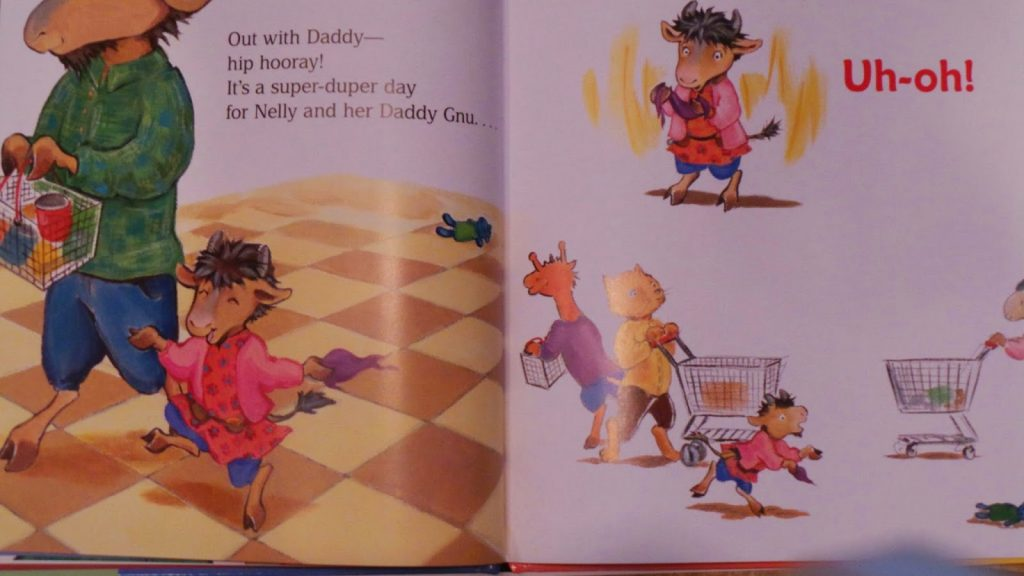 Book Talk Tuesday: Nelly Gnu and Daddy Too