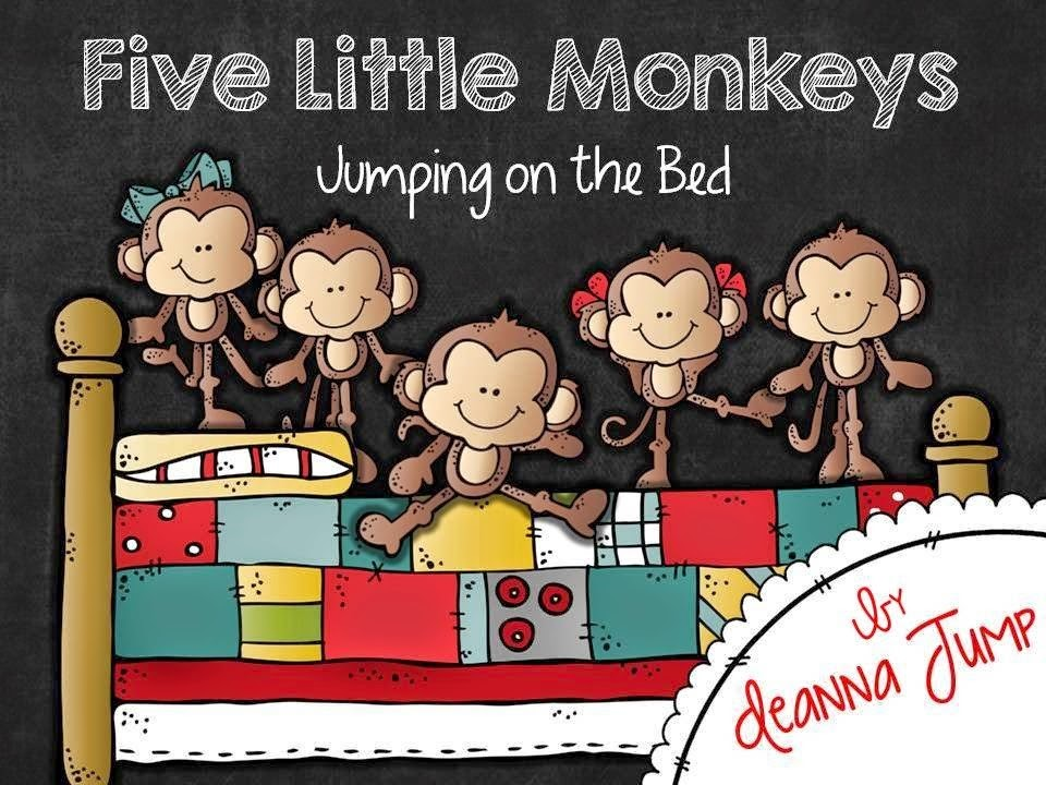 Five Little Monkeys Mrs Jump S Class