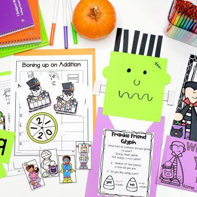 Halloween Activities for the Primary Classroom