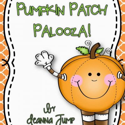 Pumpkin Patch Palooza and a FREEBIE