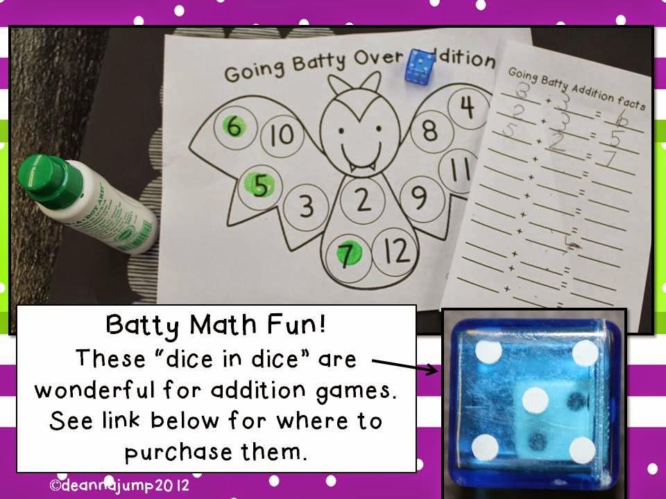 Batty Math Fun