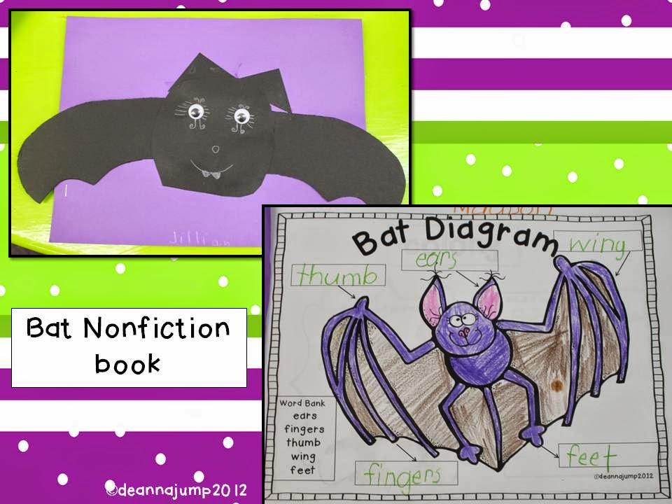 Bat Nonfiction Book